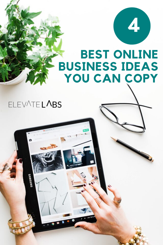 Best Online Business Ideas You Can Copy