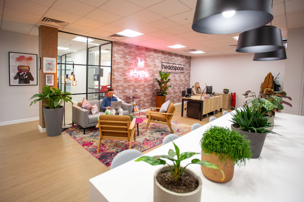 Coworking spaces Southampton - Headspace