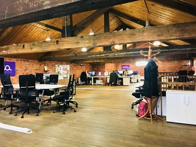 Coworking in Southampton - Old Bond Store