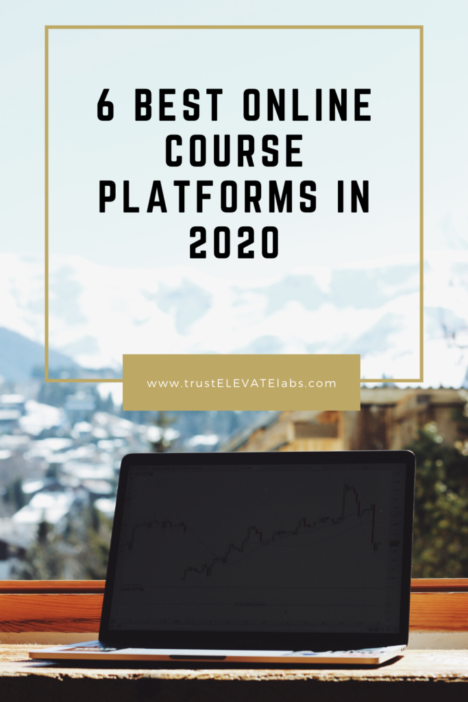 6 Best Online Course Platforms in 2020